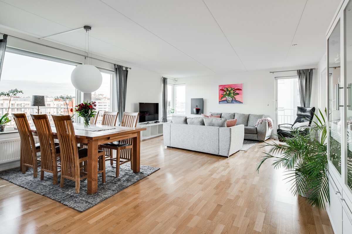 Lägenhet, Ångaren Ediths gata 11, Göteborg