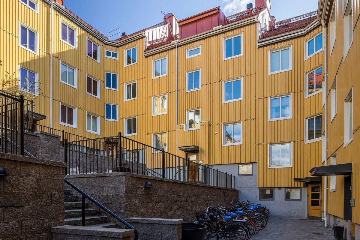 Lägenhet, Persgatan 10B, Göteborg
