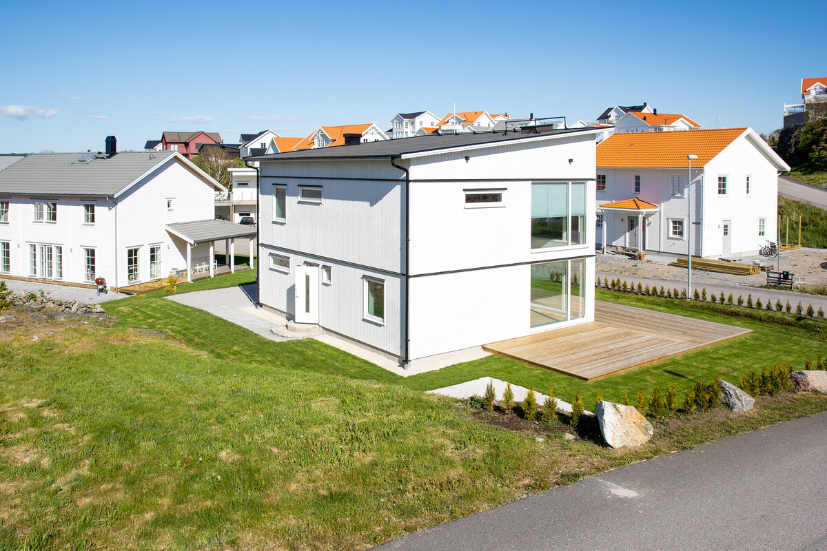 Enfamiljsvilla, . Nordviksberg 21, Skärhamn