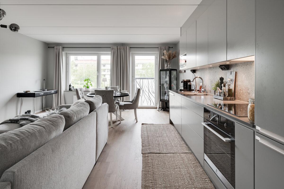 Lägenhet, Fyrklöversgatan 11, Göteborg