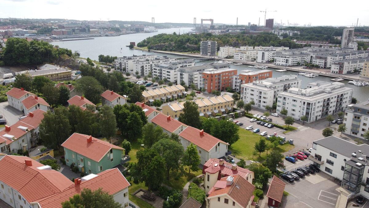 Lägenhet, . Arbetaregatan 25, Göteborg