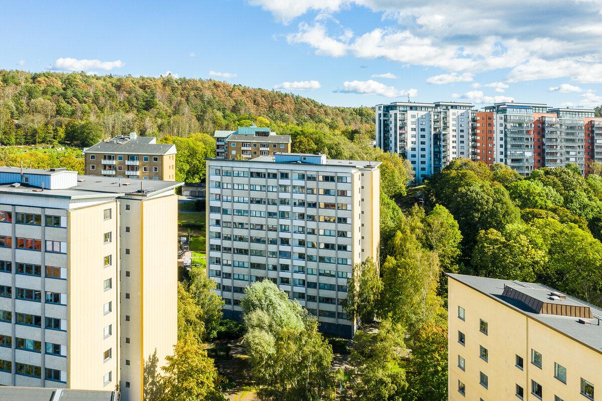 Lägenhet, . Kallebäcksvägen 13B, Göteborg