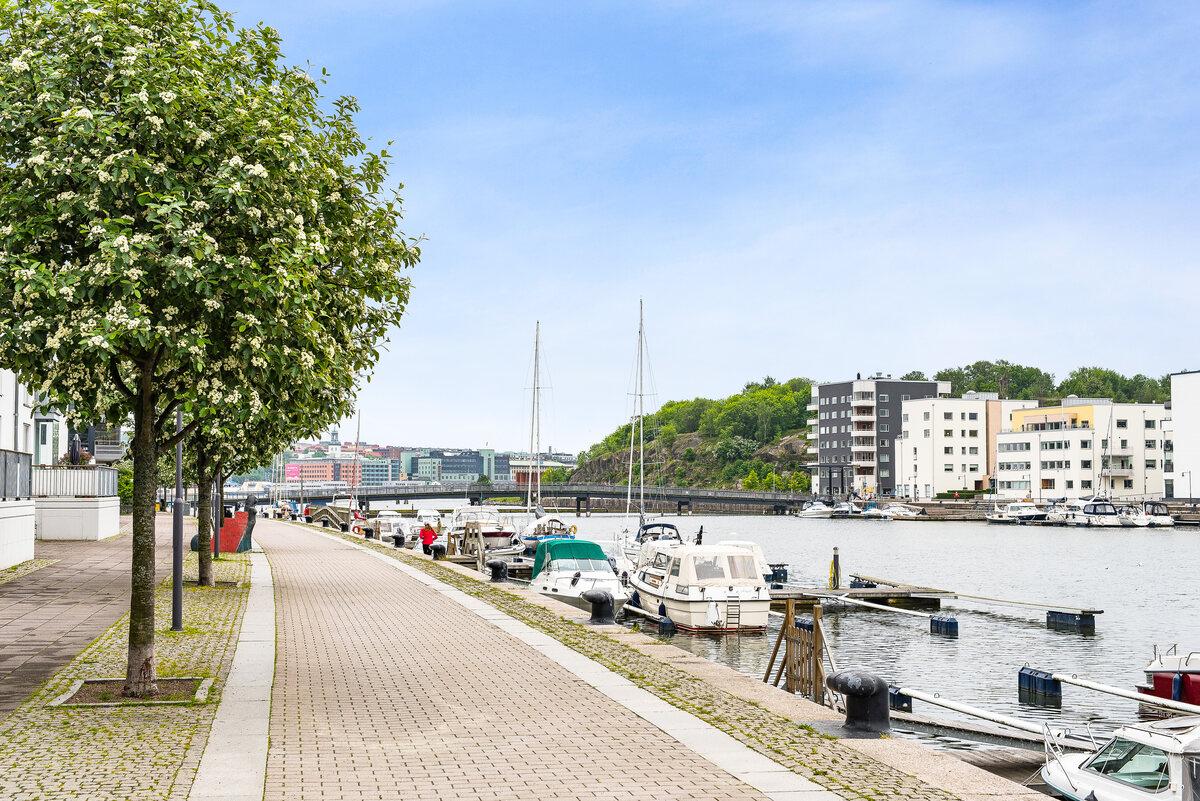 Lägenhet, . Ångaren Ernas gata 1, Göteborg