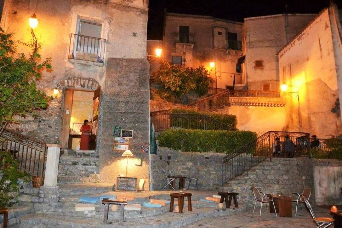 Fritidsboende, San Nicola Arcella C.da Dino, San Nicola Arcella