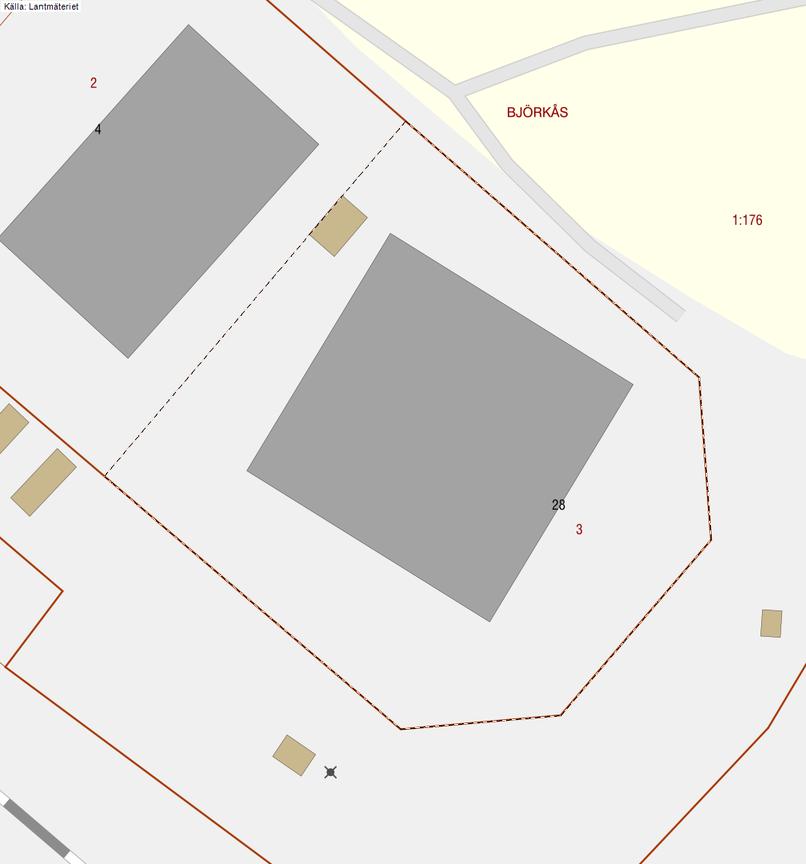 Kommersiell fastighet, lager, Nordkroksvägen 28, Vargön