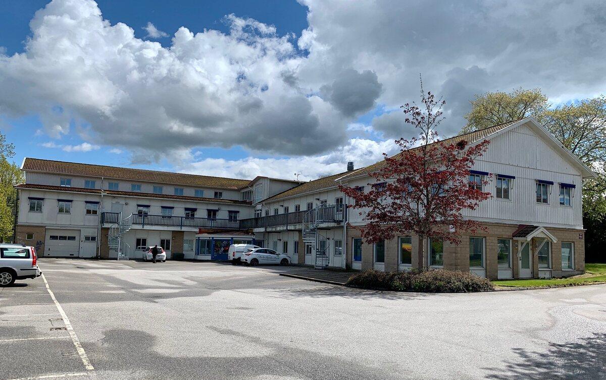 Kontor, Kinnegatan 27, Lidköping