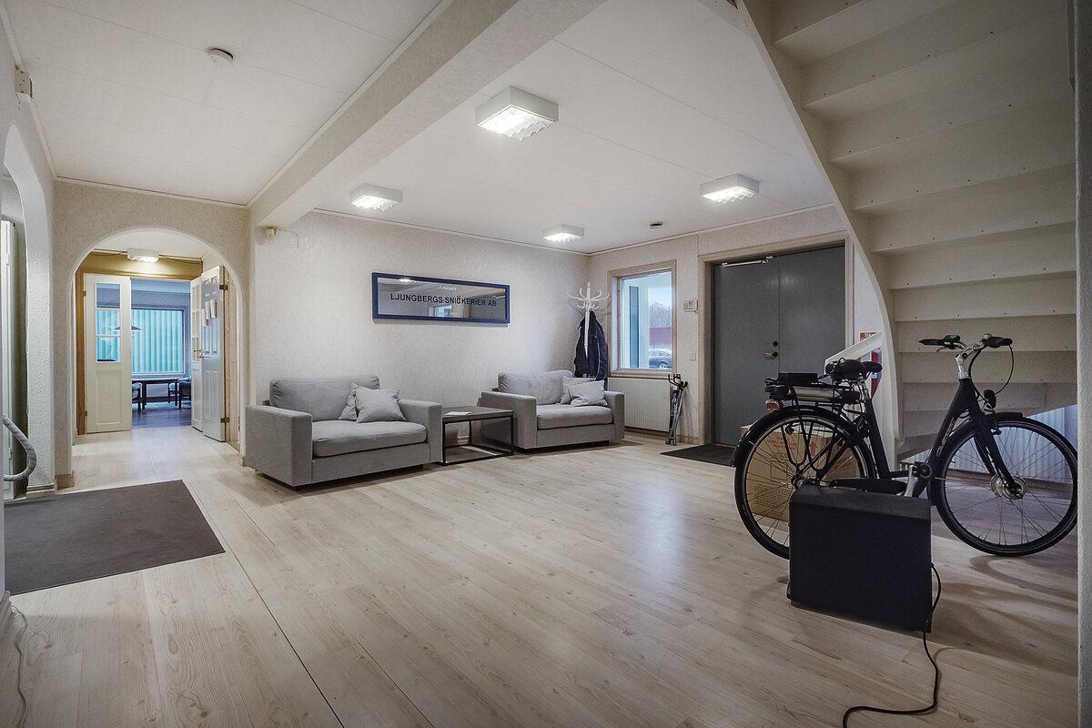 Kommersiell fastighet, ind/verkst, Högstorp 105, Älvängen