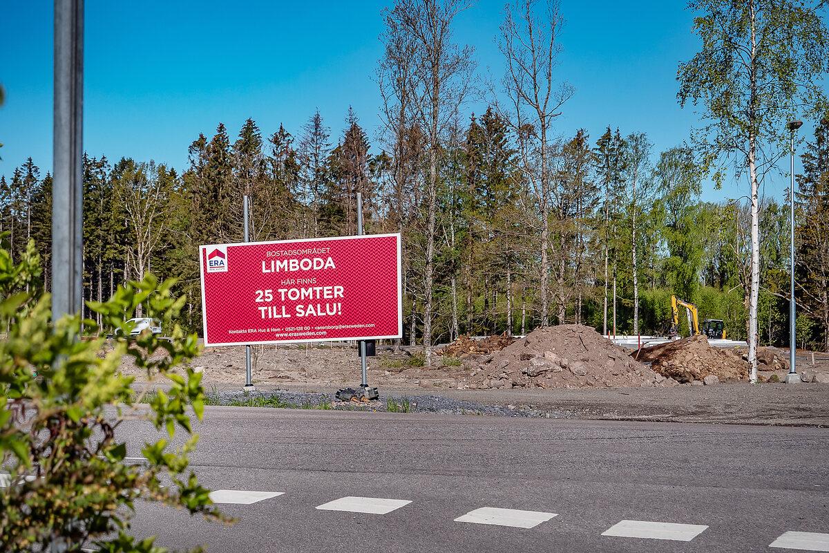 Tomt, Området Limboda, Vargön