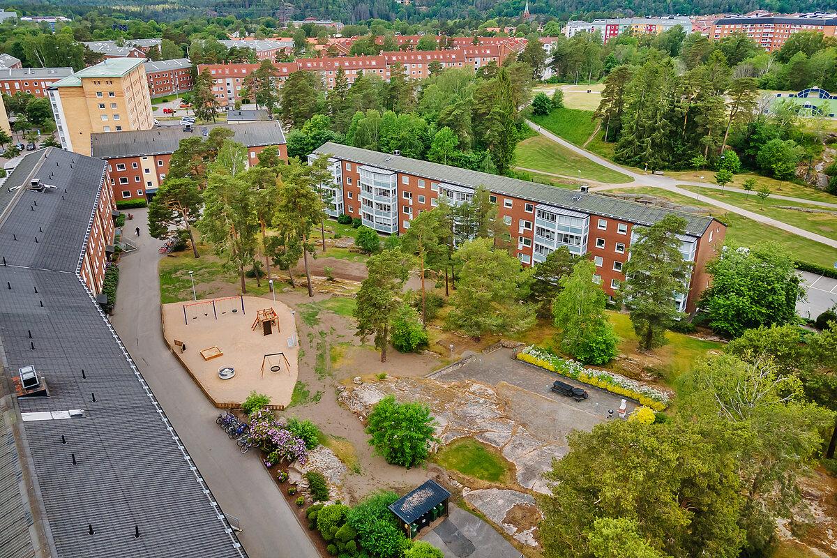 Lägenhet, Hjortmossegatan 130, Trollhättan