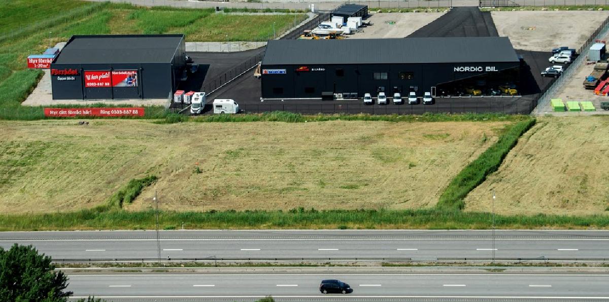 Industri, . Brålandsvägen 26, Stora Höga