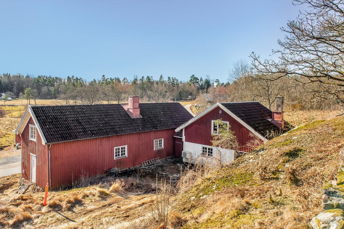 Enfamiljsvilla, . Heden 242, Harestad