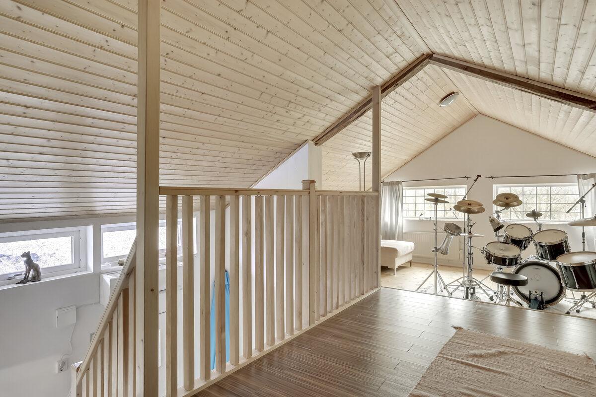 Enfamiljsvilla, Ströms Bäck 112, Lilla Edet