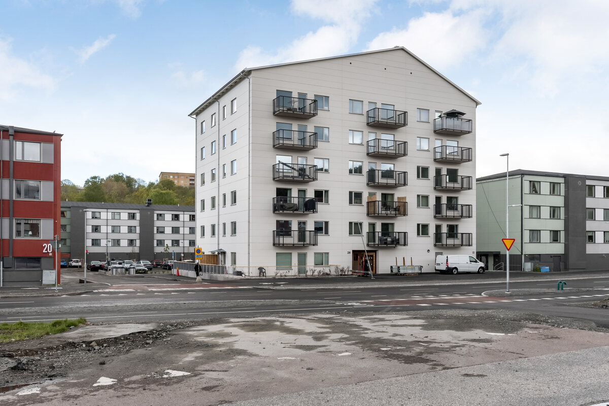 Lägenhet, Långströmsgatan 26, Göteborg