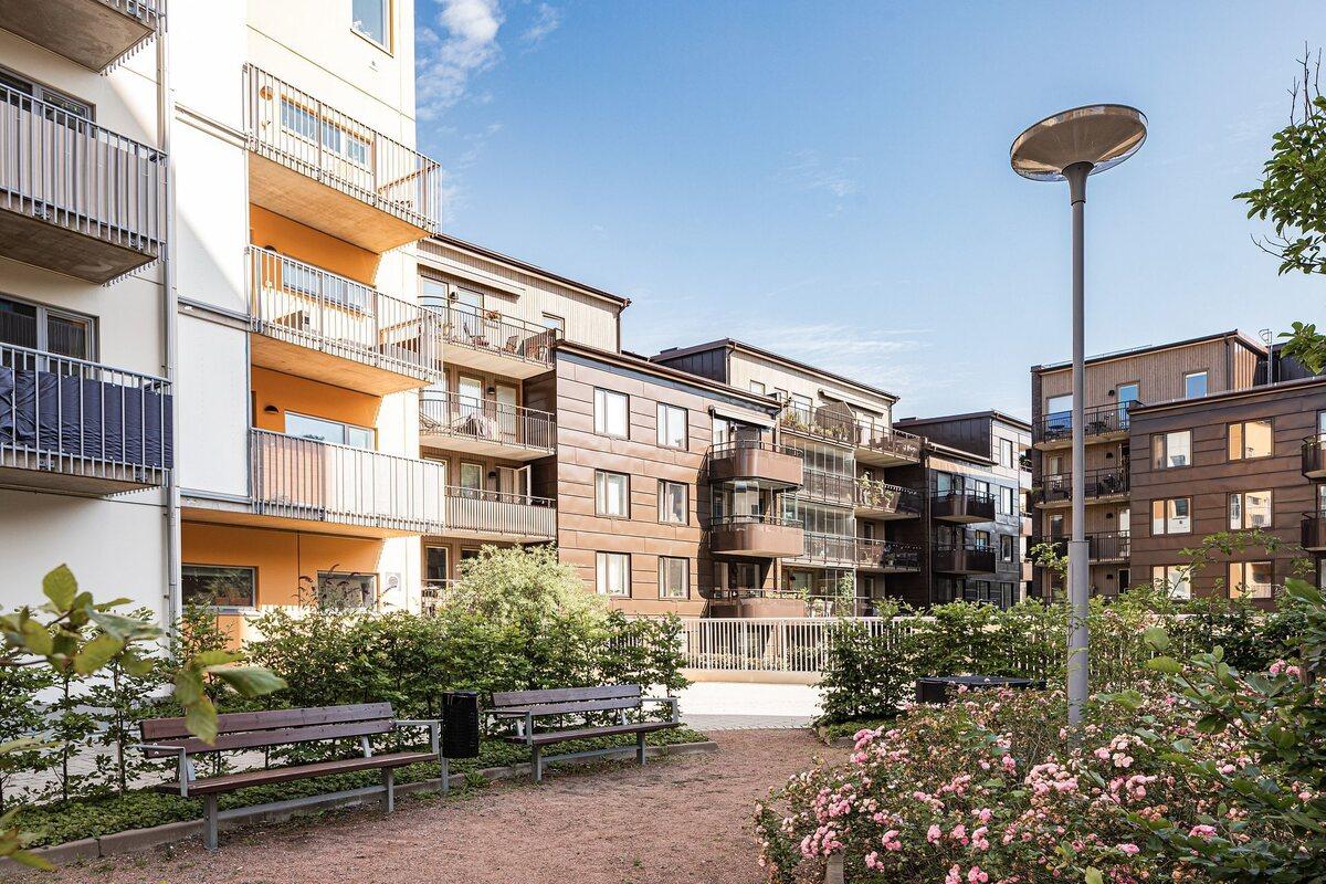 Lägenhet, . Generalsgatan 6, Göteborg