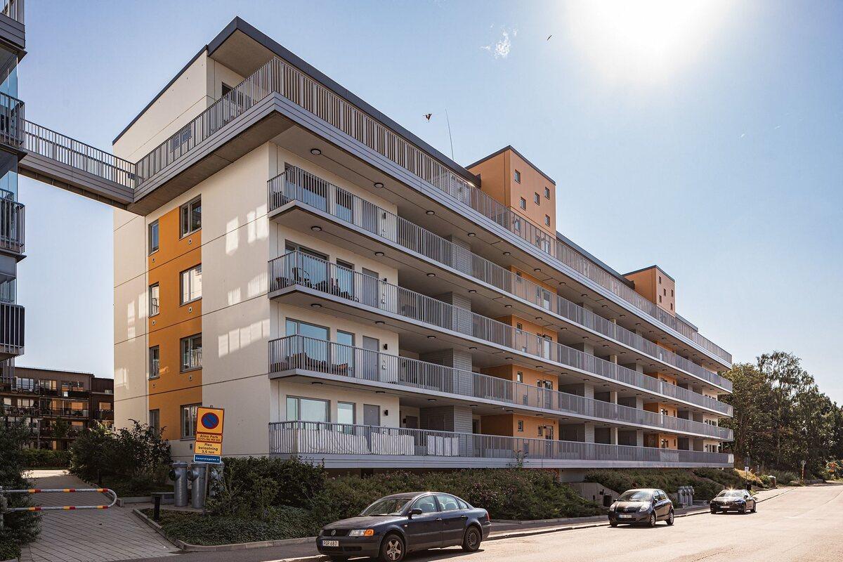 Lägenhet, Generalsgatan 6, Göteborg