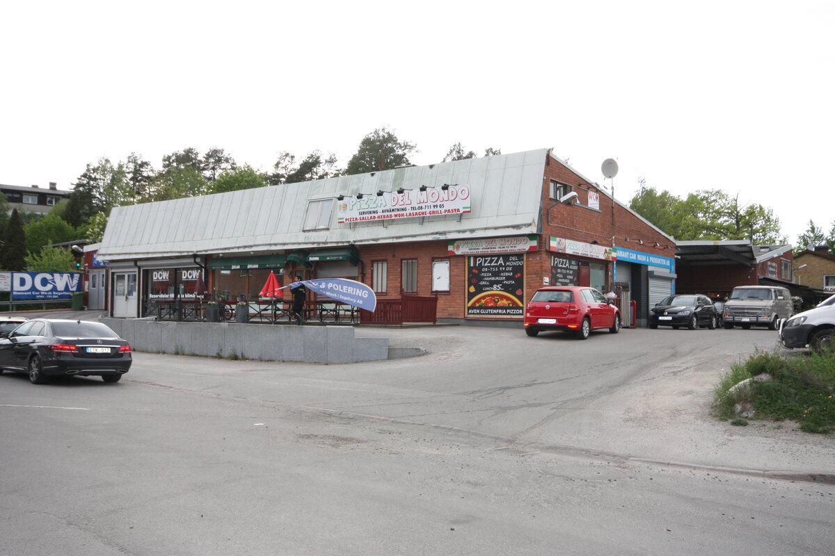 Kommersiell fastighet, Häradsvägen 121 -  SÅLD -, Huddinge
