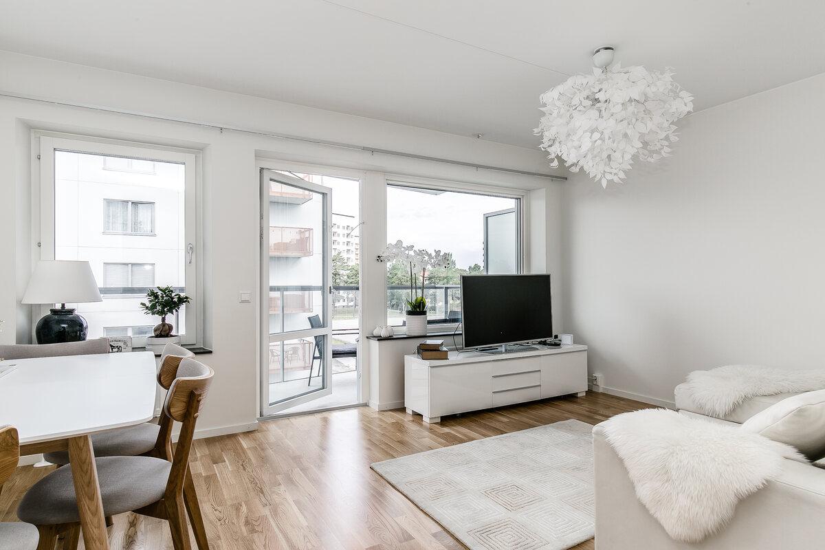 Lägenhet, Stenkvistavägen 12, 3tr  - FAST PRIS -, Bandhagen