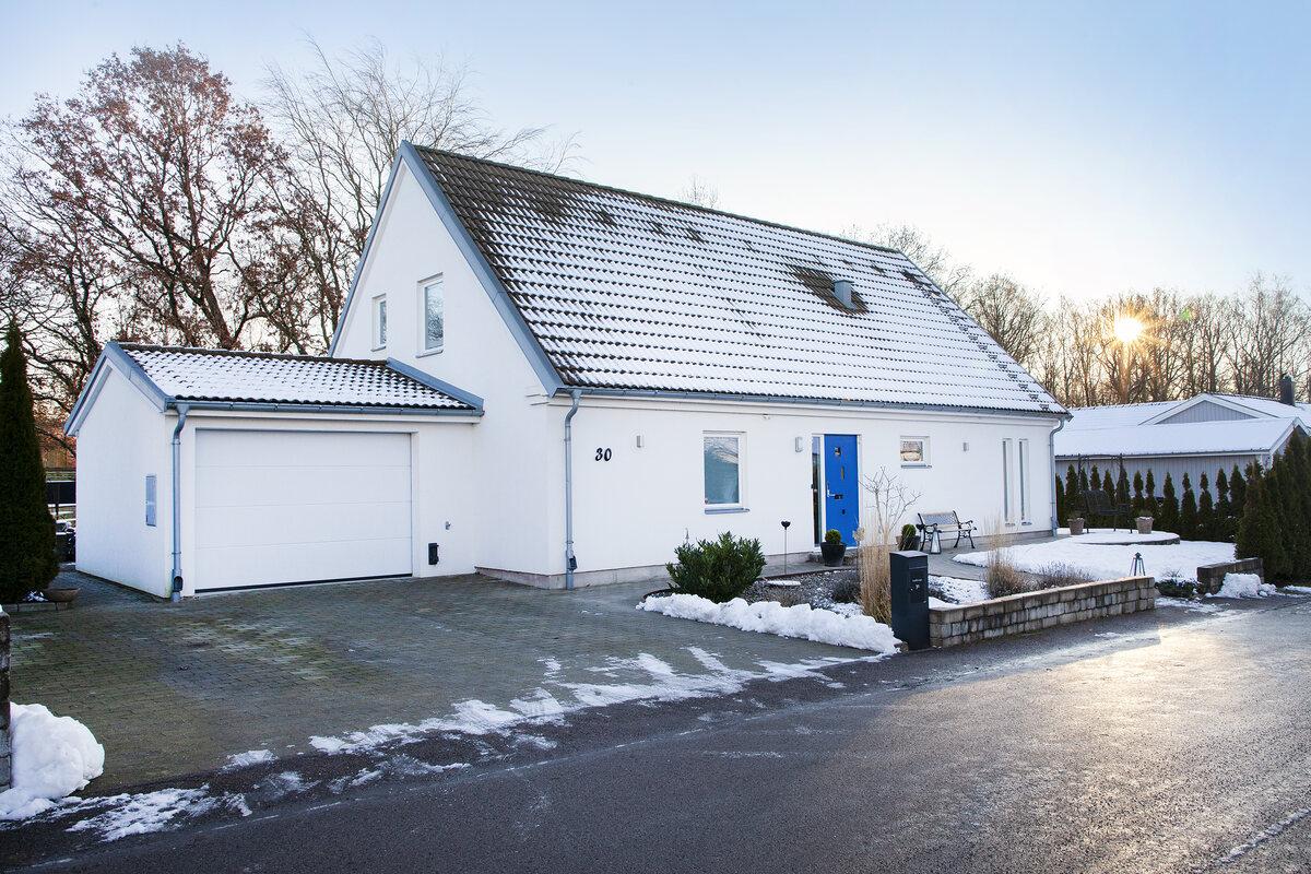 Enfamiljsvilla, STENÅLDERSVÄGEN 30, Åstorp