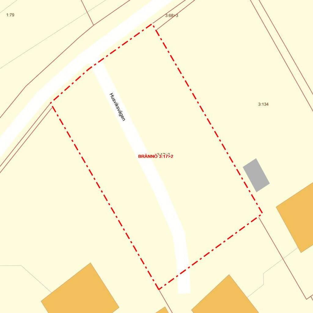 Husviksvägen 98, Södra Skärgården, Brännö