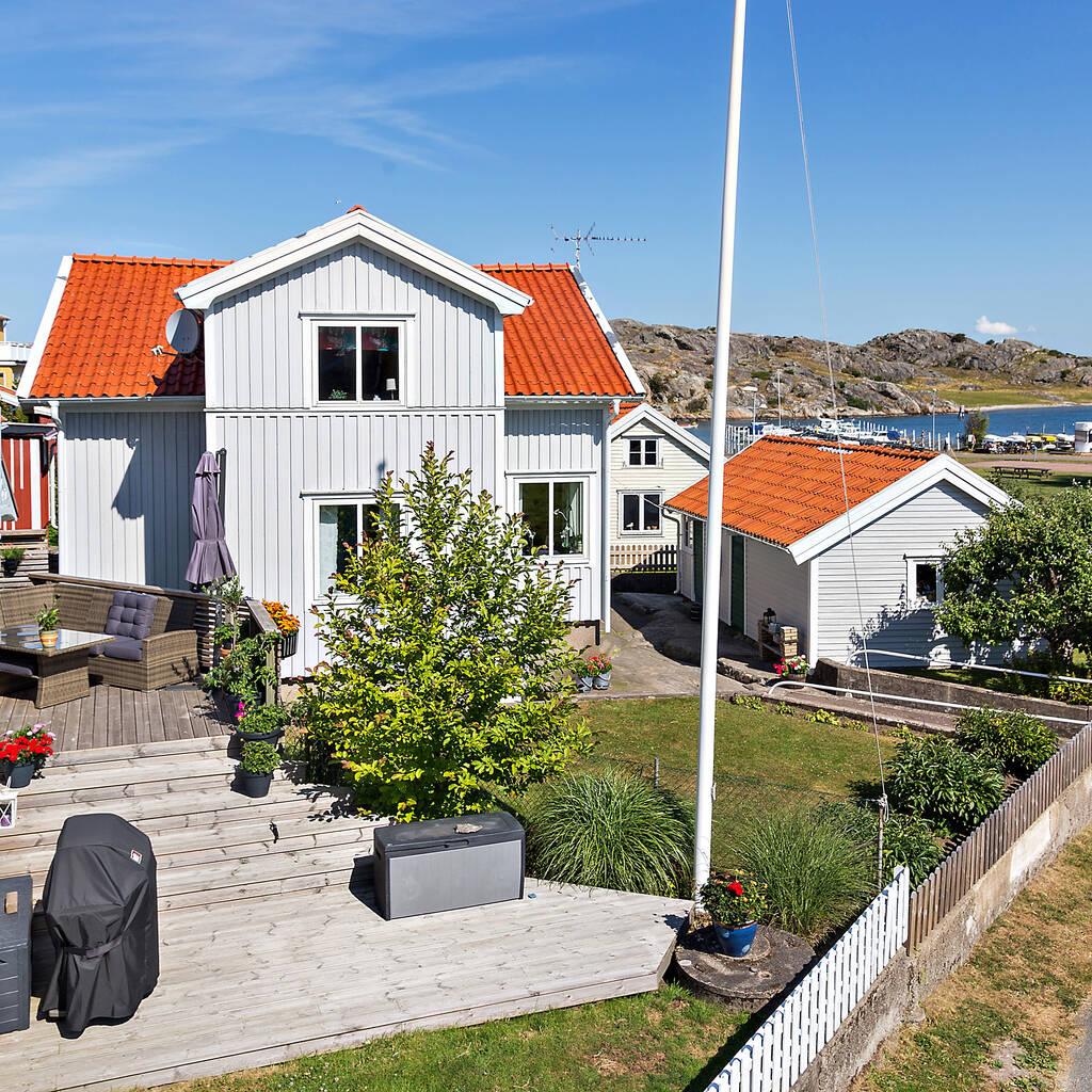 Ett underbart skärgårdshus i en härlig miljö