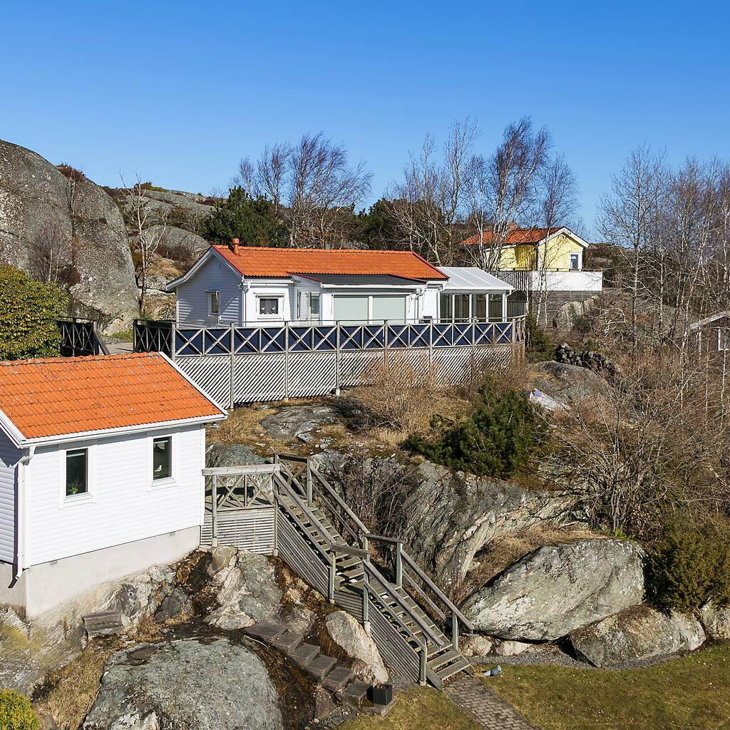 Nuddlavägen 7, Södra Skärgården, Brännö