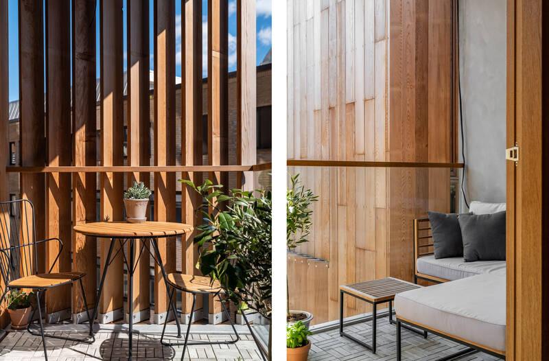 Nestor Fastighetsmäkleri – Sandhamnsgatan 75E – Exklusiv tvåa i populära 79&Park med balkong.
