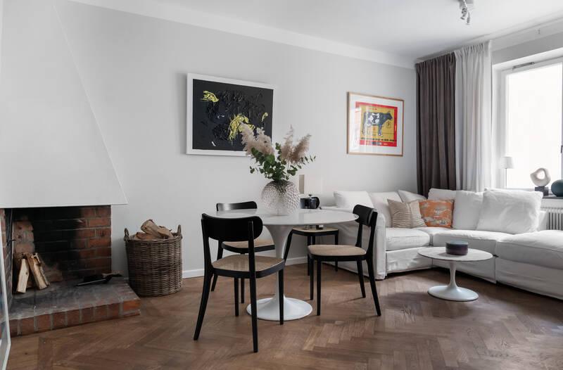 Nestor Fastighetsmäkleri – Grevgatan 28 – Östermalmspärla på attraktiv adress i fint skick!