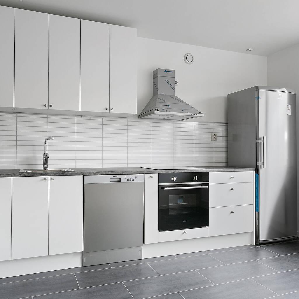 Nyrenoverad lägenhet 2018