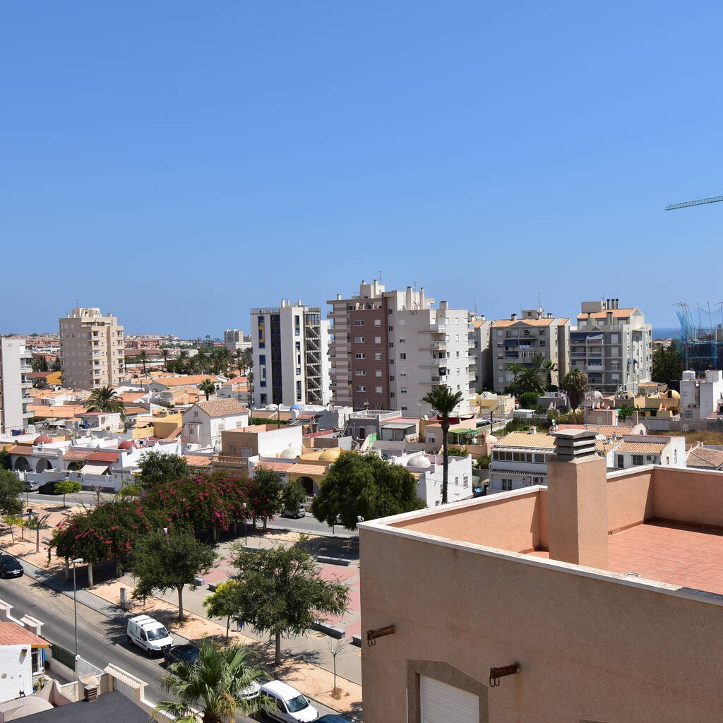 Penthouse i Torrevieja på 85 kvm, Spanien